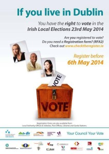 Register to Vote 2014